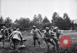 Image of French soldiers deploy  mortars France, 1916, second 8 stock footage video 65675027300