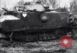 Image of French tanks World War 1 France, 1917, second 11 stock footage video 65675027303