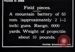 Image of French soldiers France, 1916, second 4 stock footage video 65675027305