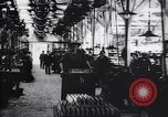 Image of French munitions factory workers in World War I France, 1915, second 10 stock footage video 65675027313