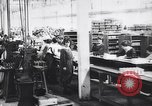 Image of French munitions factory workers in World War I France, 1915, second 12 stock footage video 65675027313