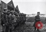 Image of French officers brief aviators France, 1918, second 5 stock footage video 65675027325