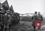 Image of French officers brief aviators France, 1918, second 7 stock footage video 65675027325