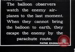 Image of French observation balloon France, 1916, second 1 stock footage video 65675027332