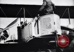 Image of Caproni bomber France, 1916, second 8 stock footage video 65675027333