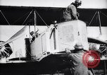 Image of Caproni bomber France, 1916, second 9 stock footage video 65675027333