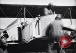 Image of Caproni bomber France, 1916, second 10 stock footage video 65675027333