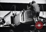 Image of Caproni bomber France, 1916, second 11 stock footage video 65675027333