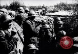 Image of French soldiers relaxing France, 1916, second 6 stock footage video 65675027336