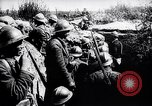 Image of French soldiers relaxing France, 1916, second 9 stock footage video 65675027336