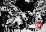 Image of French troops drill a Sap tunnel France, 1916, second 8 stock footage video 65675027337