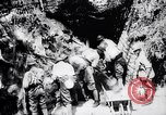 Image of French troops drill a Sap tunnel France, 1916, second 10 stock footage video 65675027337