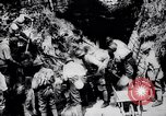 Image of French troops drill a Sap tunnel France, 1916, second 11 stock footage video 65675027337