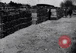 Image of French munitions depot France, 1915, second 7 stock footage video 65675027338
