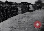 Image of French munitions depot France, 1915, second 8 stock footage video 65675027338