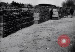 Image of French munitions depot France, 1915, second 9 stock footage video 65675027338
