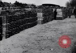 Image of French munitions depot France, 1915, second 10 stock footage video 65675027338