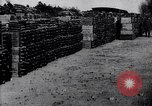 Image of French munitions depot France, 1915, second 11 stock footage video 65675027338