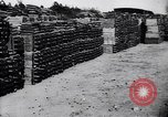 Image of French munitions depot France, 1915, second 12 stock footage video 65675027338