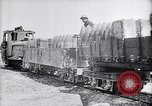 Image of Artillery shells transported by train France, 1915, second 5 stock footage video 65675027339