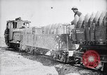 Image of Artillery shells transported by train France, 1915, second 7 stock footage video 65675027339