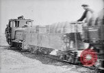 Image of Artillery shells transported by train France, 1915, second 8 stock footage video 65675027339
