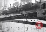Image of Sailors launch lifeboats New York United States USA, 1918, second 3 stock footage video 65675027341
