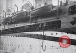 Image of Sailors launch lifeboats New York United States USA, 1918, second 7 stock footage video 65675027341