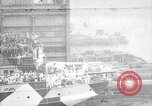 Image of US troop ship backing out of berth New York United States USA, 1918, second 1 stock footage video 65675027343