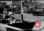 Image of United States troop ship New York United States USA, 1918, second 3 stock footage video 65675027344