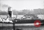 Image of United States troop ship New York United States USA, 1918, second 10 stock footage video 65675027345