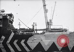 Image of Camouflaged troop ship World War I New York United States USA, 1918, second 10 stock footage video 65675027347