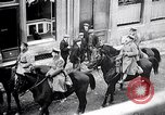 Image of German troops withdraw Aumetz France, 1918, second 1 stock footage video 65675027348