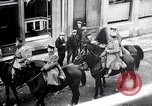 Image of German troops withdraw Aumetz France, 1918, second 2 stock footage video 65675027348