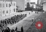 Image of German troops withdraw Aumetz France, 1918, second 9 stock footage video 65675027348