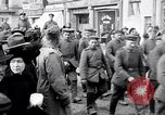 Image of German soldiers Aumetz France, 1918, second 4 stock footage video 65675027350