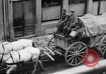 Image of German soldiers withdraw after Armistice World War 1 Aumetz France, 1918, second 1 stock footage video 65675027351
