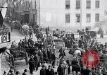 Image of German soldiers depart Aumetz France, 1918, second 2 stock footage video 65675027353