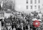 Image of German soldiers depart Aumetz France, 1918, second 6 stock footage video 65675027353