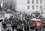 Image of German soldiers depart Aumetz France, 1918, second 7 stock footage video 65675027353