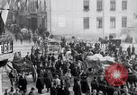 Image of German soldiers depart Aumetz France, 1918, second 8 stock footage video 65675027353