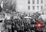 Image of German soldiers depart Aumetz France, 1918, second 11 stock footage video 65675027353
