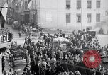 Image of German soldiers depart Aumetz France, 1918, second 12 stock footage video 65675027353