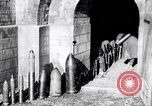 Image of Abandoned German munitions Luxembourg, 1918, second 1 stock footage video 65675027360