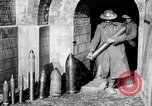 Image of Abandoned German munitions Luxembourg, 1918, second 4 stock footage video 65675027360