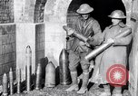 Image of Abandoned German munitions Luxembourg, 1918, second 9 stock footage video 65675027360