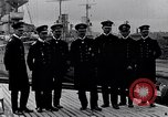 Image of Admiral Nipper and Scheer Wilhelmshaven Germany, 1918, second 2 stock footage video 65675027361