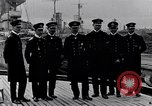 Image of Admiral Nipper and Scheer Wilhelmshaven Germany, 1918, second 3 stock footage video 65675027361