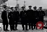 Image of Admiral Nipper and Scheer Wilhelmshaven Germany, 1918, second 4 stock footage video 65675027361