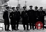 Image of Admiral Nipper and Scheer Wilhelmshaven Germany, 1918, second 7 stock footage video 65675027361